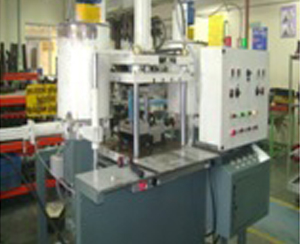 PLC Wax Injection press