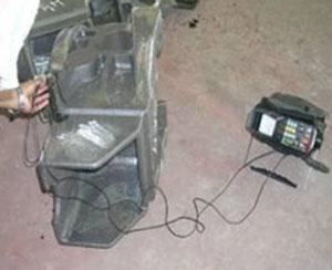 KrautKramer USM 36 Portable Flaw Detector