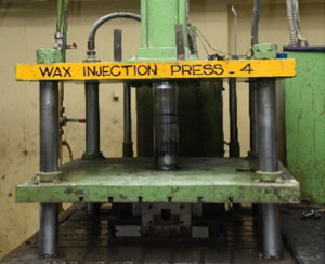 Wax Injection Press